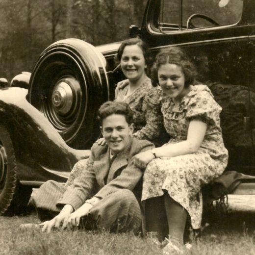 Anna, Karel, Thea 1938 copy 2